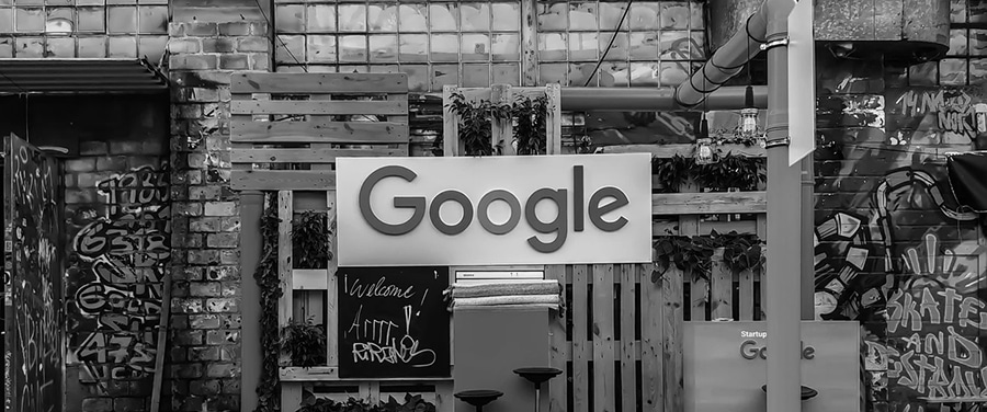 logo Google w terenie
