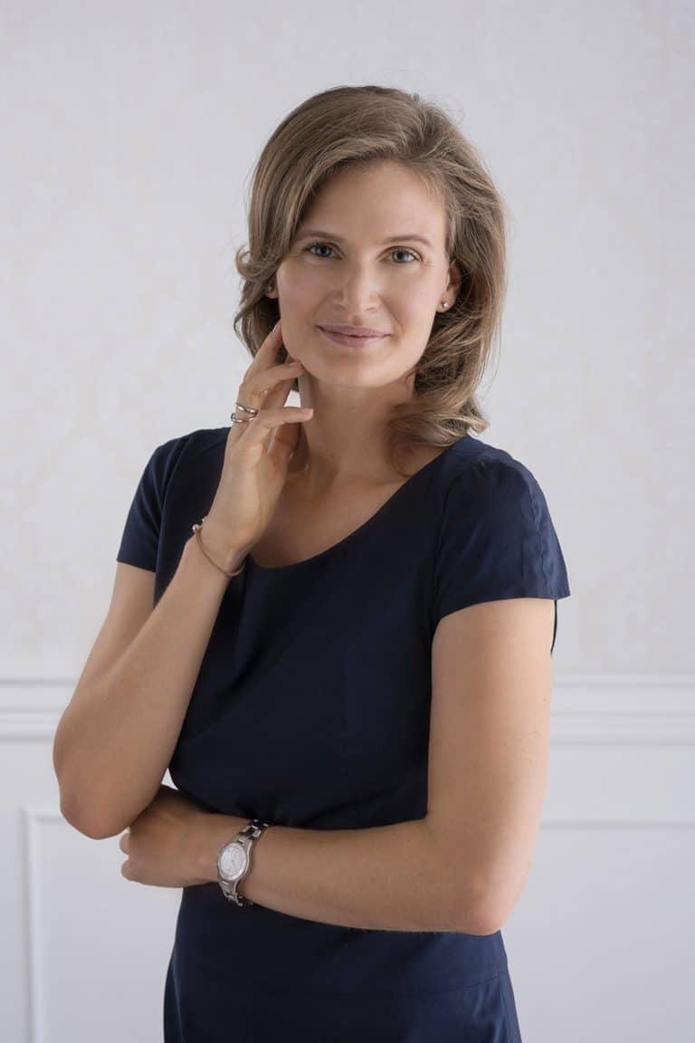 Anna Hady - klient Kiwwwi - strony WWW